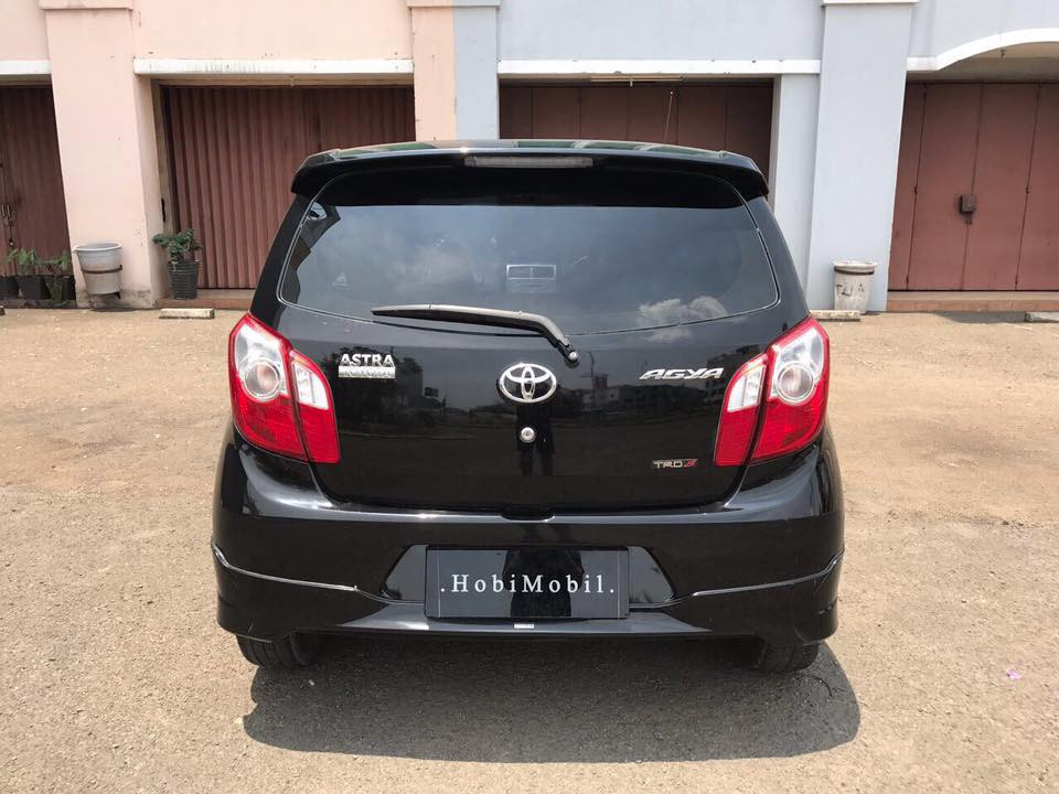 2015 Toyota Agya S TRD Sportivo A/T TDP 12jt And 2.5jt (SOLD