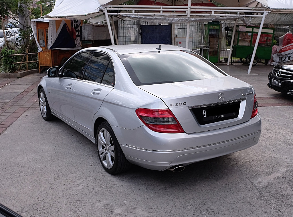 2008 mercedes benz c200 kompressor avantgarde w204 sold. Black Bedroom Furniture Sets. Home Design Ideas