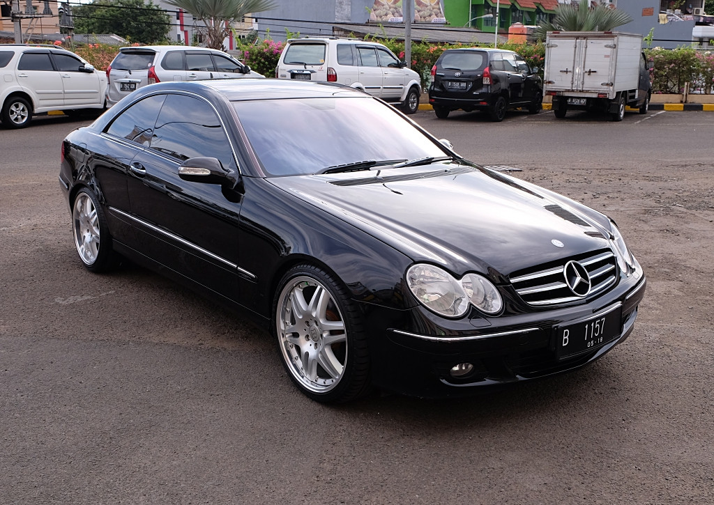 2008 mercedes benz clk200 coupe w209 facelift sold. Black Bedroom Furniture Sets. Home Design Ideas