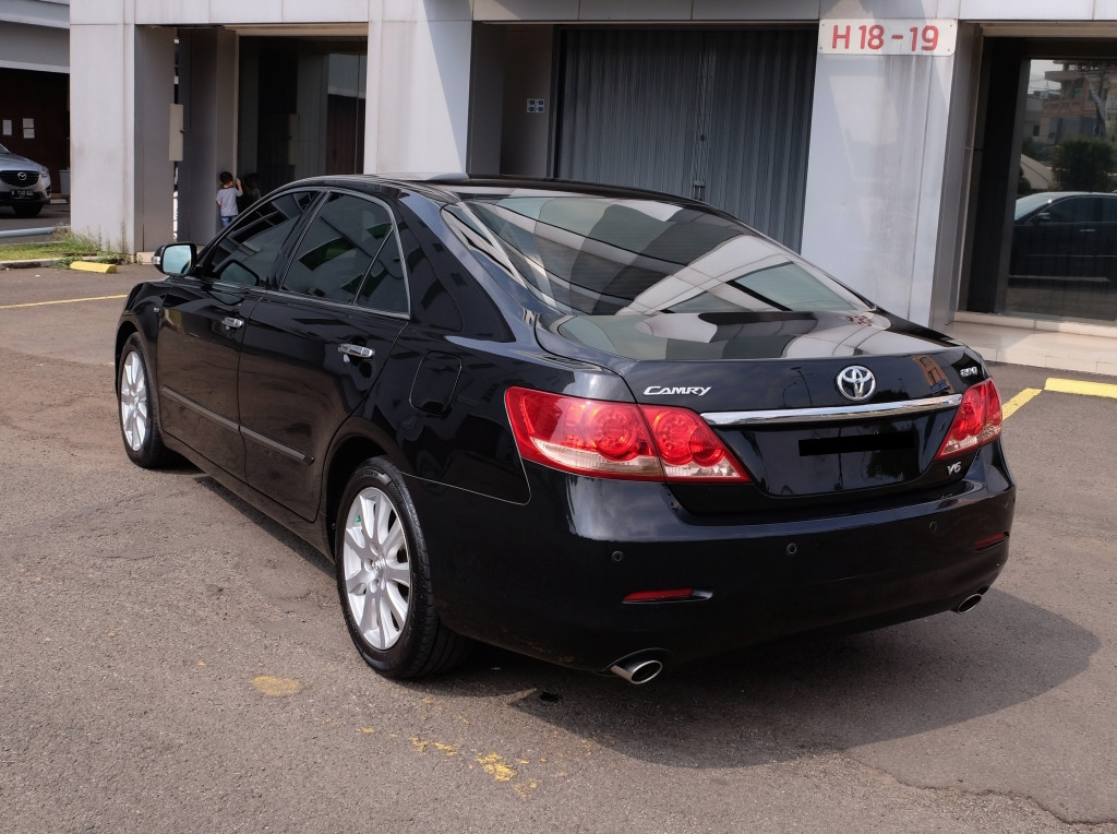 2006 toyota camry q 3 0 sunroof backseat control console sold. Black Bedroom Furniture Sets. Home Design Ideas